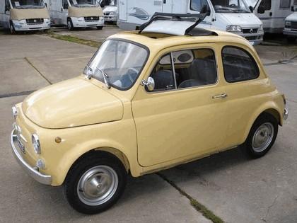 1965 Fiat 500F 7