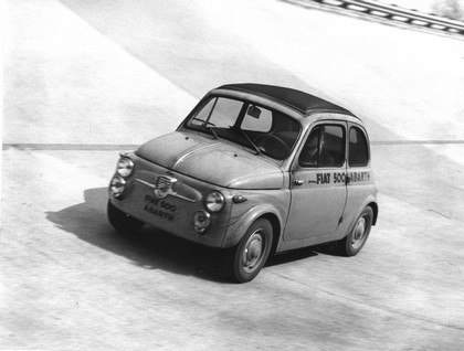 1958 Fiat 500 Abarth 1