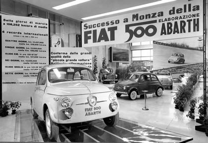1958 Fiat 500 Abarth 2
