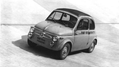 1958 Fiat 500 Abarth 9