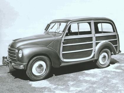 1949 Fiat 500C Giardiniera 1