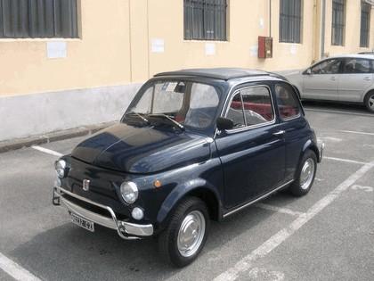 1968 Fiat 500L 7