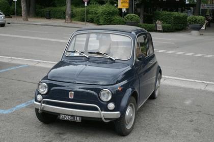 1968 Fiat 500L 8
