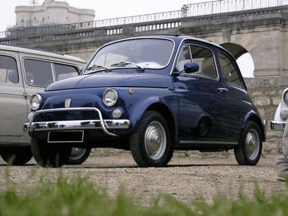 1968 Fiat 500L 11