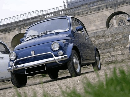 1968 Fiat 500L 12