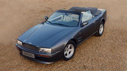 1988 Aston Martin Virage volante 4