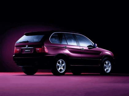 1999 BMW X5 2