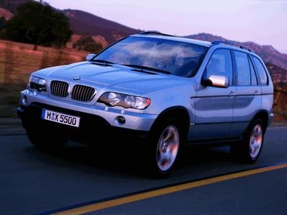 1999 BMW X5 10