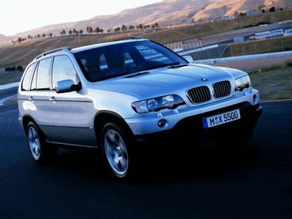 1999 BMW X5 11