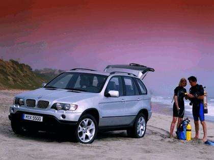 1999 BMW X5 12