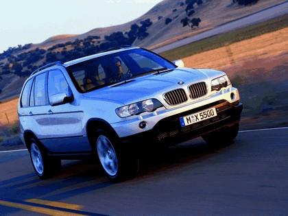 1999 BMW X5 17