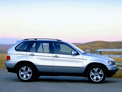1999 BMW X5 21