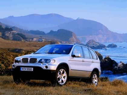 1999 BMW X5 23