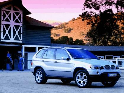 1999 BMW X5 25