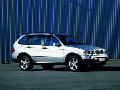1999 BMW X5 27