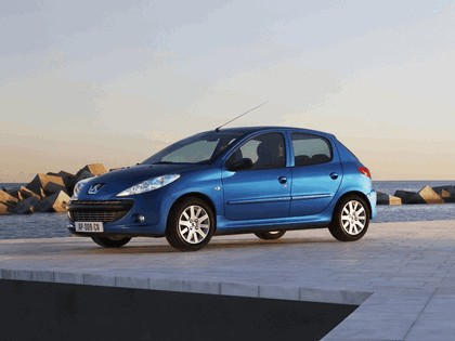2009 Peugeot 206+ 4