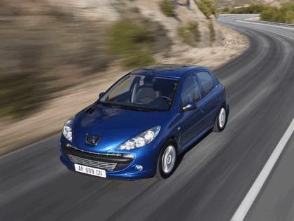 2009 Peugeot 206+ 5