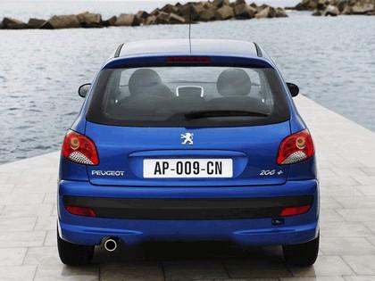 2009 Peugeot 206+ 10