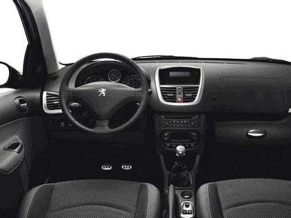2009 Peugeot 206+ 16