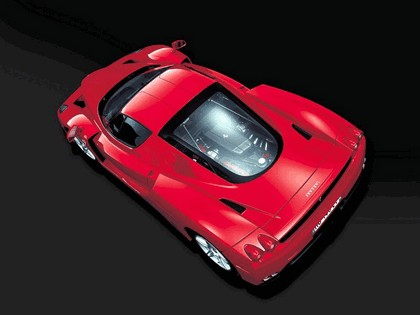 2002 Ferrari Enzo 5