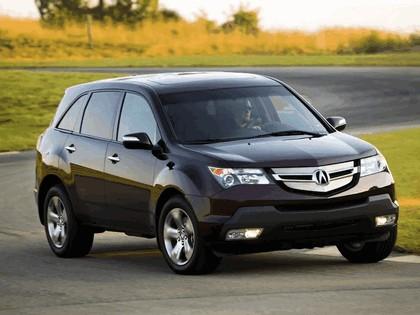 2008 Acura MDX SH-AWD 57