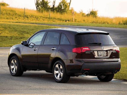 2008 Acura MDX SH-AWD 58