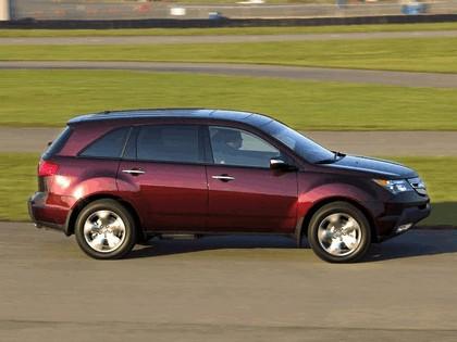 2008 Acura MDX SH-AWD 61