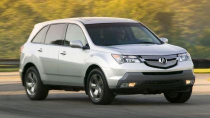 2008 Acura MDX SH-AWD 4