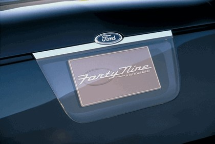 2002 Ford 49 concept 7