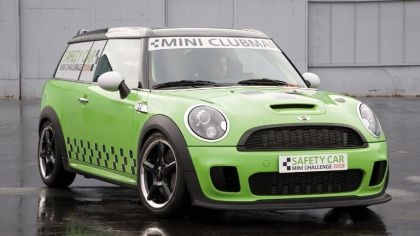 2008 Mini Clubman - Mini challenge Safety Car 2