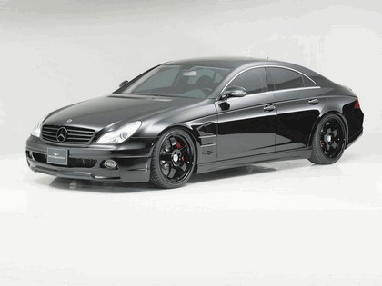 2008 Mercedes-Benz CLS by Wald 1