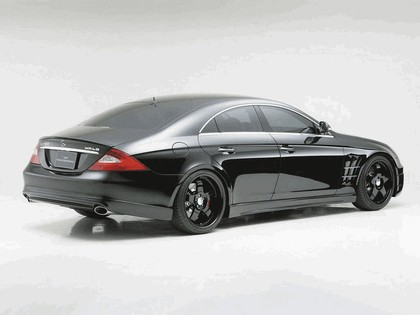 2008 Mercedes-Benz CLS by Wald 2