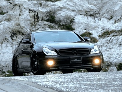 2008 Mercedes-Benz CLS by Wald 3