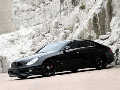 2008 Mercedes-Benz CLS by Wald 4