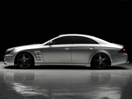 2008 Mercedes-Benz CLS by Wald 5
