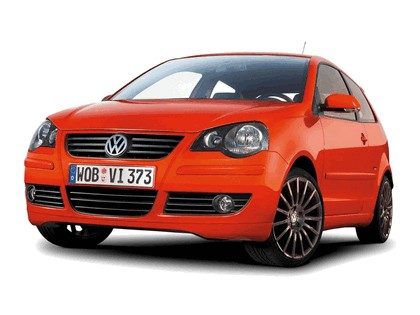 2008 Volkswagen Polo GT Rocket 1
