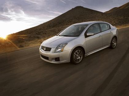 2008 Nissan Sentra SE-R 4