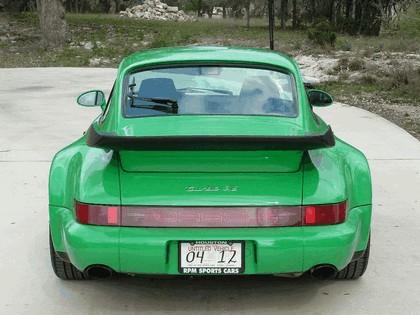 1993 Porsche 911 ( 964 ) turbo 3.6 4