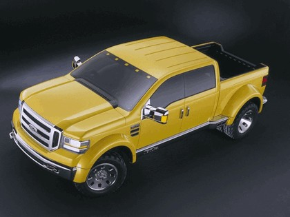 2002 Ford F-350 Tonka concept 5