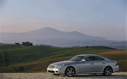 2009 Mercedes-Benz CLS63 AMG 4
