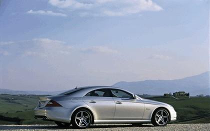 2009 Mercedes-Benz CLS63 AMG 5