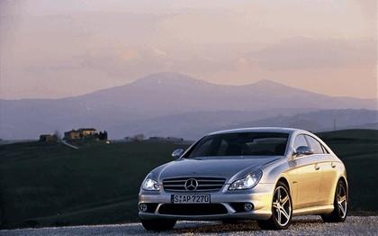 2009 Mercedes-Benz CLS63 AMG 6