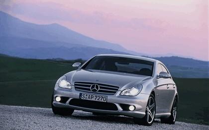 2009 Mercedes-Benz CLS63 AMG 7