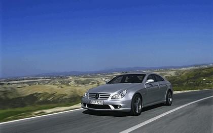 2009 Mercedes-Benz CLS63 AMG 12
