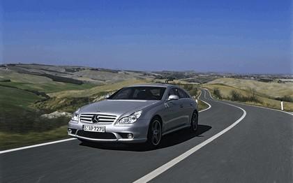 2009 Mercedes-Benz CLS63 AMG 13