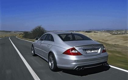 2009 Mercedes-Benz CLS63 AMG 14