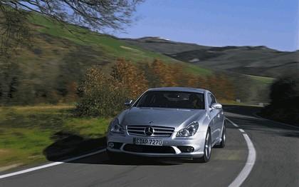 2009 Mercedes-Benz CLS63 AMG 15