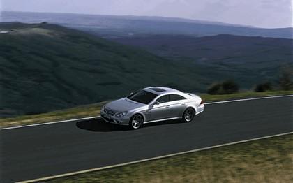2009 Mercedes-Benz CLS63 AMG 16