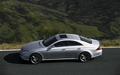 2009 Mercedes-Benz CLS63 AMG 17