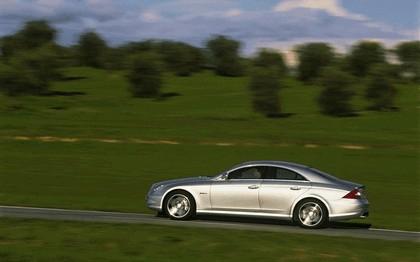 2009 Mercedes-Benz CLS63 AMG 18